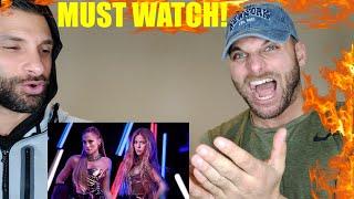Shakira & J. Lo's FULL Pepsi Super Bowl LIV Halftime Show [REACTION]