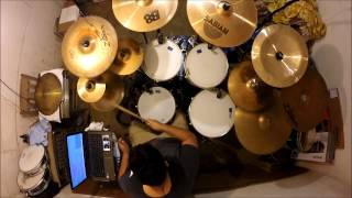 The Runaway-The Word Alive-Drum Cover