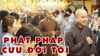 Phật Pháp cứu giúp con người thoát muộn phiến si mê trầm luân - Thầy Pháp Hòa