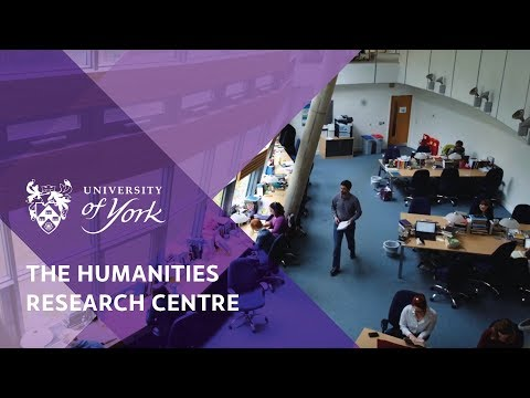 The Humanities Research Centre at the University of York