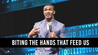 The Honor Code | Dr. Matthew Stevenson | Biting The Hand That Feeds Us
