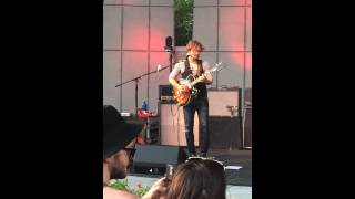 John Butler Trio - I'd Do Anything (Grand Rapids Michigan) August 1, 2014