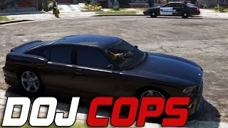 Dept. of Justice Cops #117 - Passion For Murder (Criminal)