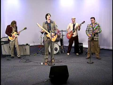 Jim Duff & the Necessities live on WKYT channel 27