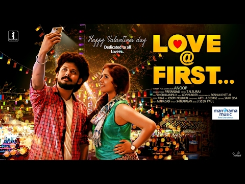 Love@ First Fight Malayalam short film