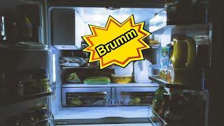 Kühlschrank brummt laut / summt ständig – Was tun / Ursache & Lösung für Kühlschrank brummen