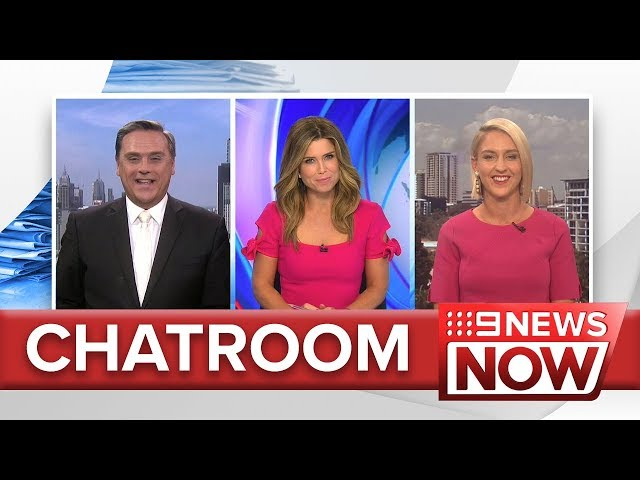 Online Abuse Crackdown, Pollies Travel Spending & Facebook Friends | Nine News Australia