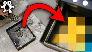 Top 10 Luckiest Discoveries People Made In Their Own Homes