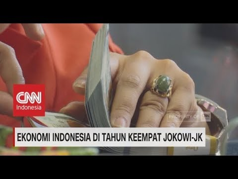 Ekonomi Indonesia di Tahun Keempat Jokowi-JK