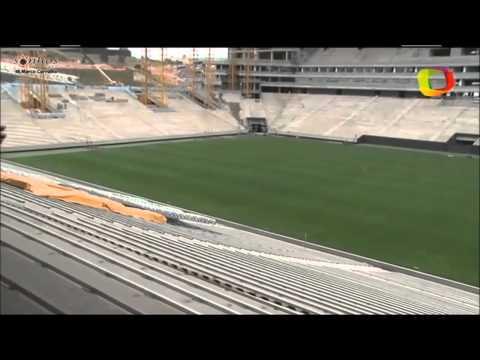 Conheça detalhes da arquibancada da Arena Corinthians
