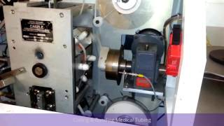Coiling & Banding Medical Tubing - Video Youtube