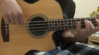 Keziah Jones-Where's life (bass solo)