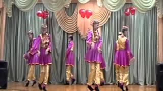 76 узбекский народный танец