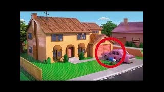 THE SAD STORY OF THE REAL SIMPSONS HOUSE l Crazy Monkey