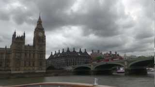 River Thames Boat Cruise, London (1)