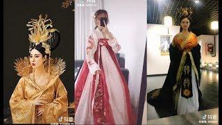 [Tik Tok China] Những bộ trang phục cổ trang của tiktok trung quốc #5
