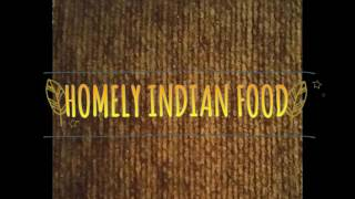 Homely Indian Food