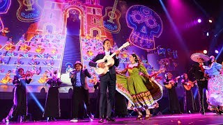 """""""Coco"""" live musical performance and stars at D23 Expo 2017"""