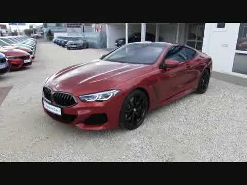 Wideo BMW 840d xD MSport Sitzlüft.Carbond.Standh.LaserLicht