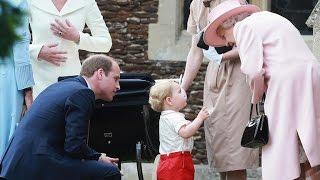 Kate Middleton Shares Prince Georges Adorable Nickname For Queen Elizabeth II