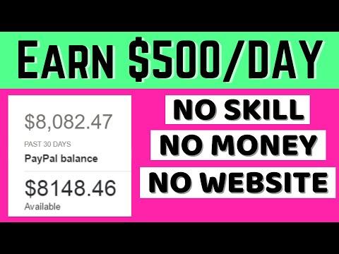 Labai pelningas uždarbis internete