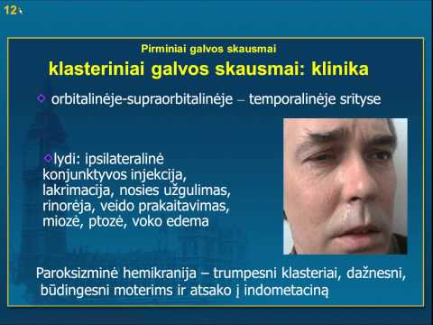 Cilindro ir hipertenzija