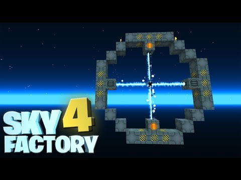 Download Sky Factory 4 Matter Overdrive Fusion Reactor Video 3GP Mp4