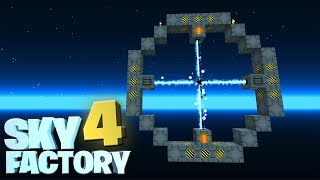 Black Hole Fusion Reaktor! - Minecraft Sky Factory 4 #17