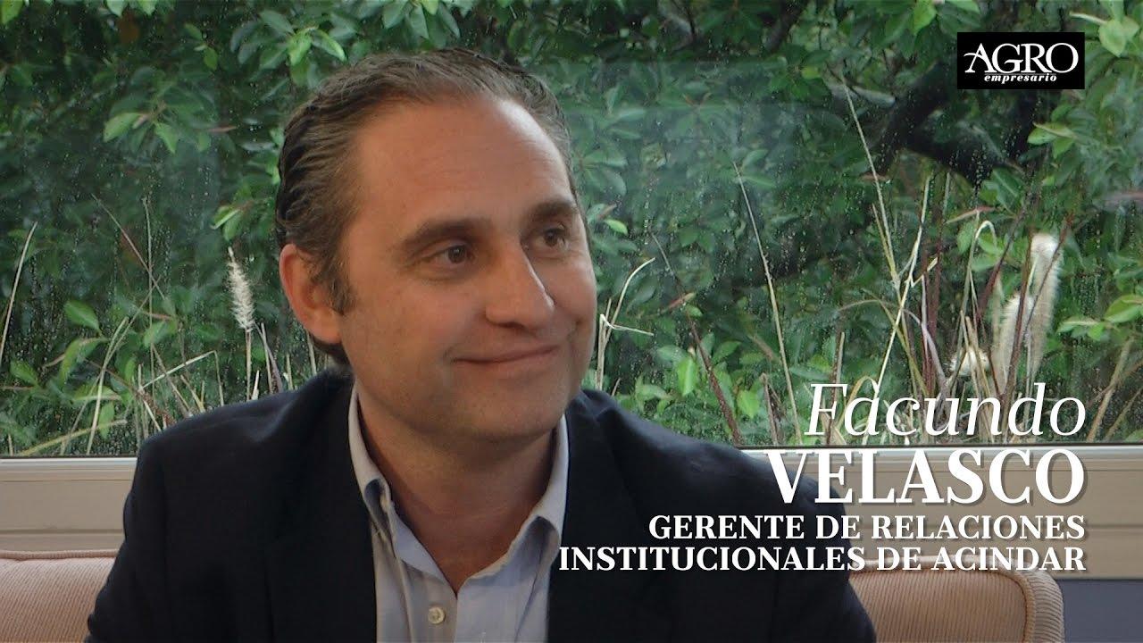 Facundo Velasco - Gerente de Relaciones Institucionales de Acindar