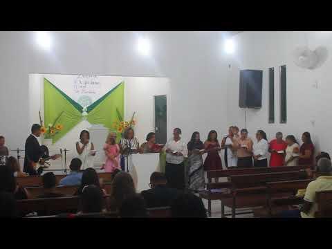 ANIVERSARIO DA CONGREGAÇÃO PRESBITERIANA EM BARROLÂNDIA