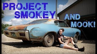 Flooded Pontiac Revival! Roadworthy Again After 33 Years -- Part 1