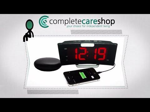 Wake n Shake Alarm Clock Info