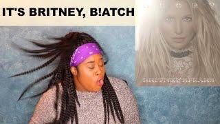 Britney Spears - Glory Album |REACTION|