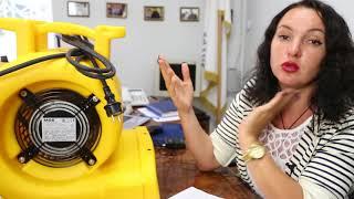 Промышленный вентилятор Master CD 5000 от компании ПКФ «Электромотор» - видео