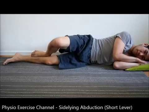 Lever Lying Hip Abduction