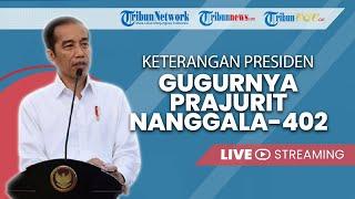 Keterangan Presiden RI Joko Widodo terkait Gugurnya Prajurit KRI Nanggala-402 dan Kabinda Papua