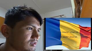THE NATIONAL ANTHEM OF ROMANIA | MY REACTION