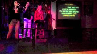 Кейтлин, Karaoke Night