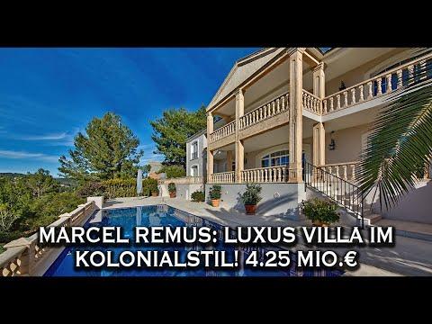 Marcel Remus: Luxus Villa im Kolonialstil! 4.25 Mio€