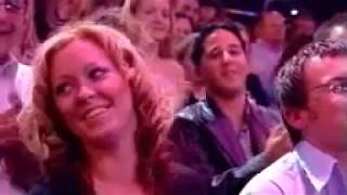 Darius - Whole Again @ Pop Idol, 26.01.2002 - Tash in Audience