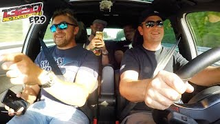 Kyle drives the Nurburgring for the first time!
