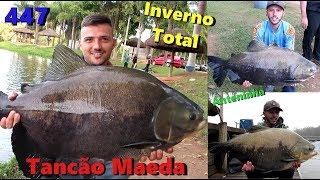 Tancão do Maeda no Inverno - Fishingtur na TV 447