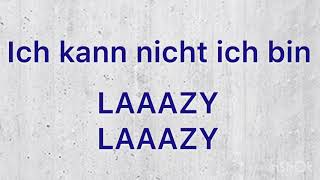 LAAAZY  DieLochis Lyrics