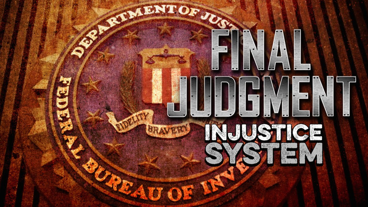 Oops! Sometimes We Execute The Wrong People. FINAL JUDGMENT thumbnail