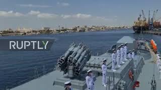 Sudan: Rosyjska fregata po raz pierwszy wpływa do Port Sudan