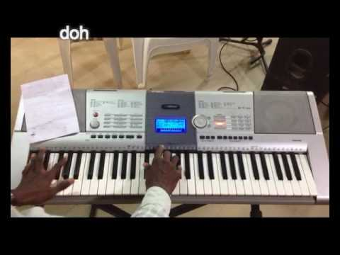 Nigerian Praise and worship Piano progression Lesson 9
