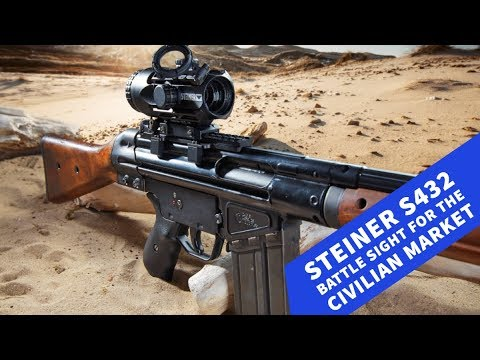 Steiner S432 Battle Sight: test and video
