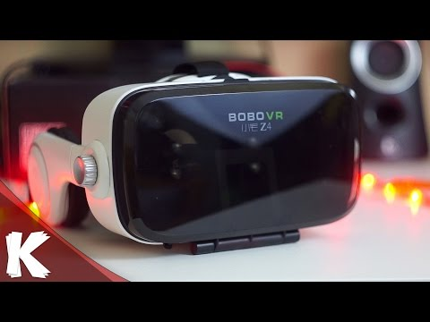 BOBOVR Z4 | VR Google Cardboard Headset Review