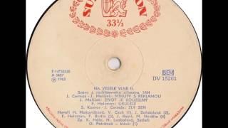Na veselé vlně II. - Scény z rozhlasového Silvestra 1964 (A Side) [1965 Vinyl Records 33 1/3rpm]