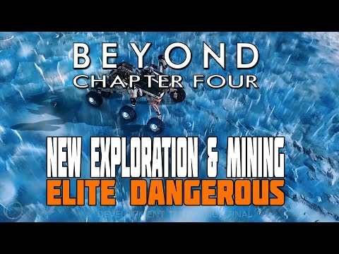 Mining Exploration and Space Storms        oh my! :: Elite